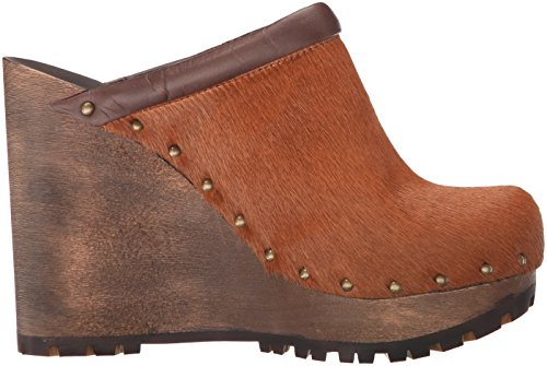 Zie Door Chloe Womens Fa-clive Mule Cuoio