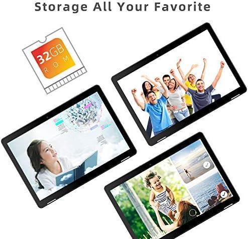 Tablet 10 Inch Android 10.0 – WINNOVO TS10 Quad Core Processor 2GB RAM 32GB ROM HD IPS Display 8MP Rear Camera WiFi GPS FM Google Verified (Blue) 51b0VkMUeaL