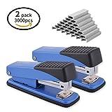 Best Staplers - Ktrio Desk Stapler, 20 Sheet Capacity, Ergonomic Office Review
