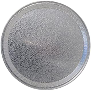 Durable Packaging Disposable Aluminum Round Flat Serving Tray, ...