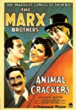 Animal Crackers Poster Movie 11x17 Marx Brothers Lillian Roth Margaret Dumont Louis Sorin