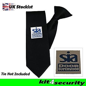 SIA Door Supervisor Door Supervisor Tie Pin Badge - K4S Exclusive  sc 1 st  Amazon UK & SIA Door Supervisor Door Supervisor Tie Pin Badge - K4S Exclusive ...