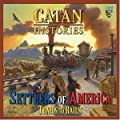 Catan Histories Settlers Of America Trails To Rails from Mayfair Games