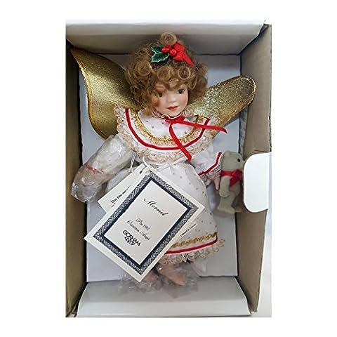 Vintage 1992 Gorham Merriel Littlest Christmas Angel - Littlest Angel Doll