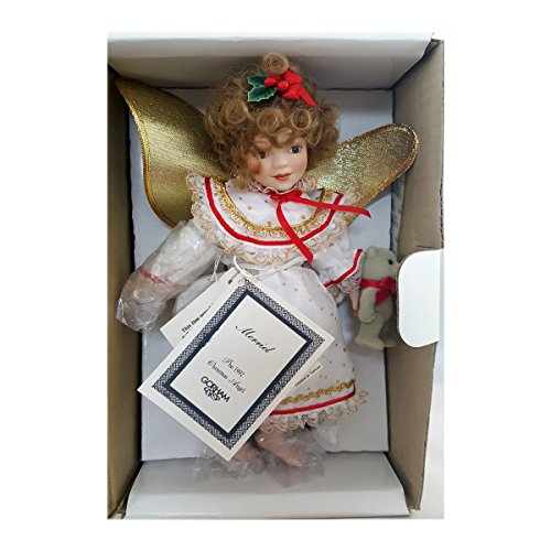 Doll Littlest Angel (Vintage 1992 Gorham Merriel Littlest Christmas Angel)