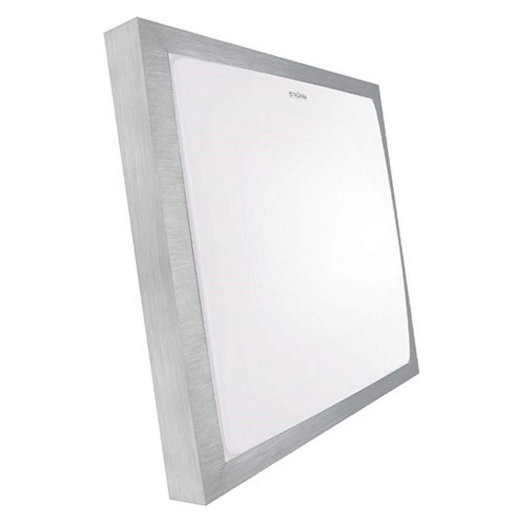 LED Deckenleuchte Deckenlampe mit Bewegungsmelder ALEX D (24W 35x35cm 03245)