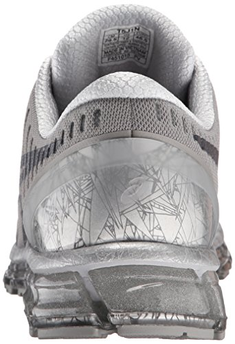 Asics, Scarpe da corsa uomo Grigio grigio
