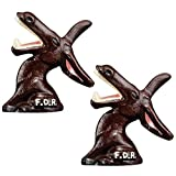 Design Toscano FDR Democratic Party Donkey Cast Iron Bottle Opener: Set of Two
