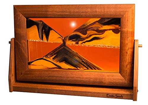 exotic-sands-all-time-greatist-family-gift-large-alder-frame-sunset-orange-coral-pink-sands-from-sou