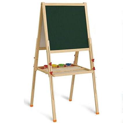 D_HOME Tablero de Dibujo para niños extragrandes a Doble ...