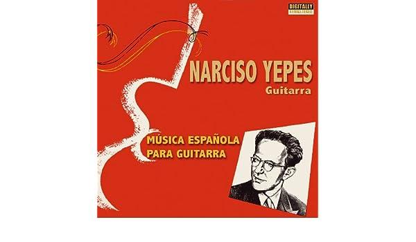Musica española para guitarra: Amazon.es: Música