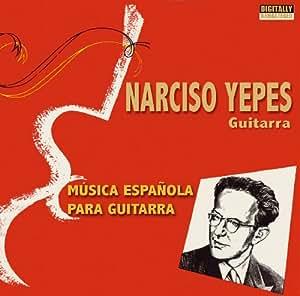 Musica española para guitarra