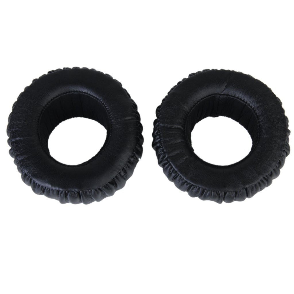 1 Pair Black Replacement Ear Cushion Pads Earpad For MDR-XB500 Headphone Generic STK0114009260