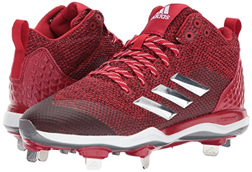 Ftwr White Poweralley Mid Adidas Da Silver Red Uomo 5 Performancepoweralley Met Power qBw7v7