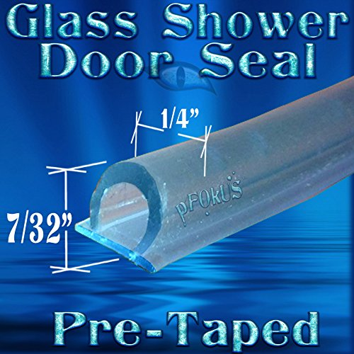Ds107 Bubble Frameless Glass Shower product image