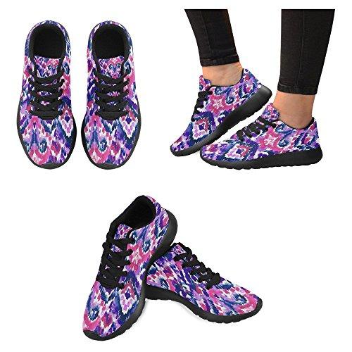 Running Go Comfort Jogging Women's Casual Multi Easy Shoes Sneaker Running InterestPrint 28 Sports Walking Lightweight XnPgxqAXUw