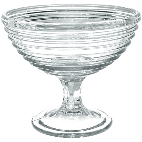 Anchor Hocking 13 Ounce Footed Dessert Bowl, Set of 12