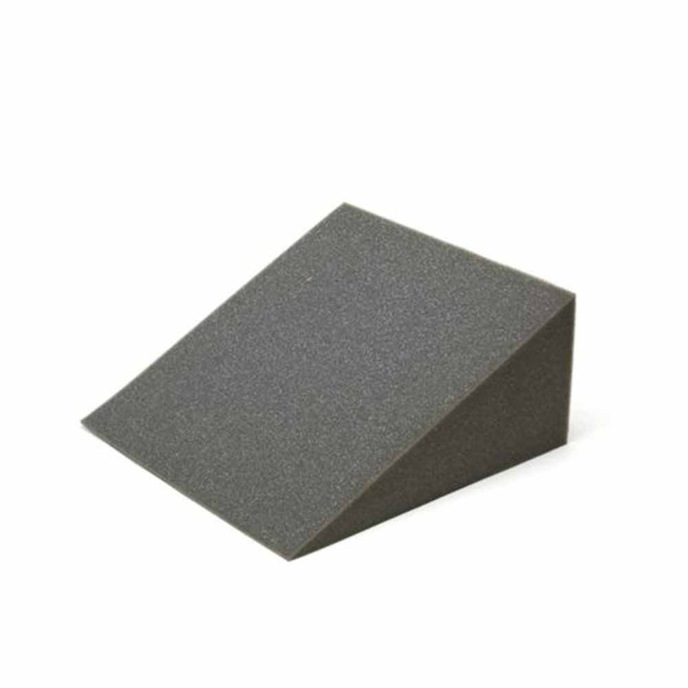 PDC Healthcare SD2077 Position Aid, 21 degree Wedge, Stay-Dry, 4 5/8'' x 10'' x 10'', Gray (Pack of 2)
