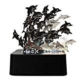 AblueA Magnetic Sculpture Desk Toy for Stress Relief and Intelligence Development