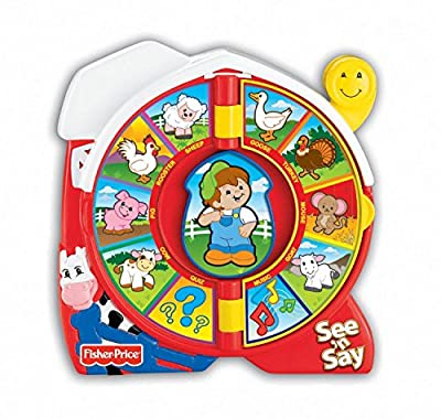 Fisher-Price See 'n Say The Farmer Says by Amazon.com, LLC *** KEEP PORules ACTIVE *** that we recomend personally.