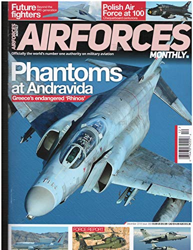 AirForces Monthly Magazine December 2018 ()