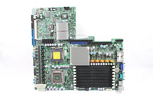 (SuperMicro X7DBU 1U Intel Dual LGA 771 5300/5100/5000 Series Server Motherboard)