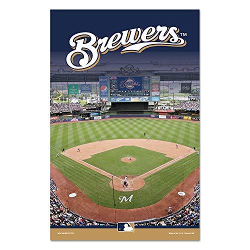 (WinCraft Milwaukee Brewers 11