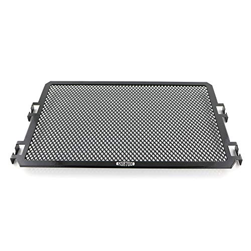 Radiator Grille Guard, for YAMAHA XSR 700 2013-2019, Radiator Grill Cover/Protector (Black)