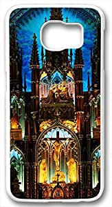 Notre was Dame of Basilica all Canada Case for Samsung Galaxy and S6 PC Material White hong hong S6 Case