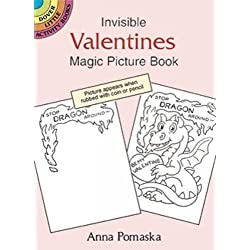 Invisible Valentines Day Magic Picture Book for kids