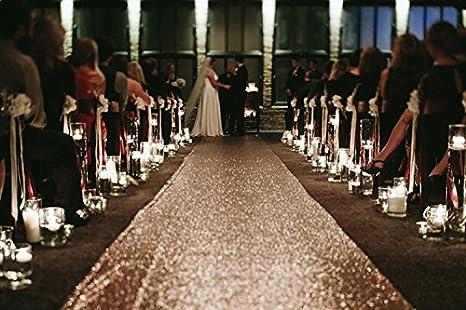 Wedding Aisle Runner | Amazon Com Trlyc Sequin Carpet Runner Sequin Wedding Aisle Runner