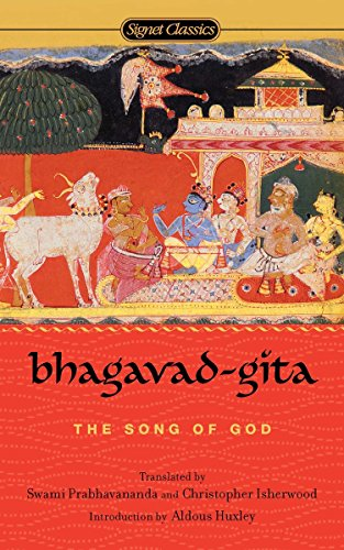 Bhagavad-Gita: The Song of God
