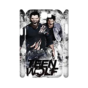 I-Cu-Le Teen Wolf Customized Hard 3D Case For Samsung Galaxy Note 2 N7100
