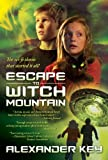 Escape to Witch Mountain by Alexander Key front cover