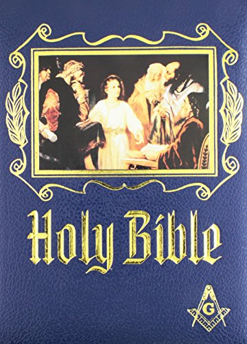 - Holy Bible Master Reference Edition (King James Version Red Letter Edition)