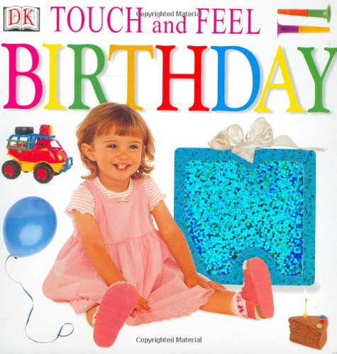 Touch and Feel: Birthday (Touch and Feel) ebook