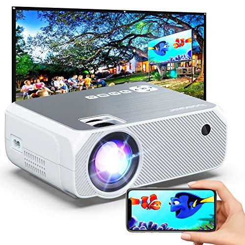 Bomaker Wi-Fi Mini Projector