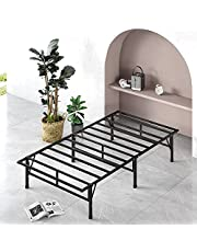 Zinus 14 Inch Easy To Assemble SmartBase Mattress Foundation / Platform Bed Frame / Box Spring Replacement