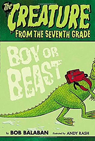 book cover of Boy or Beast