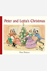 Peter and Lotta's Christmas by Elsa Beskow (2002-10-15) Hardcover