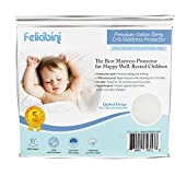 Felicibini Baby Mattress Protector for Cribs