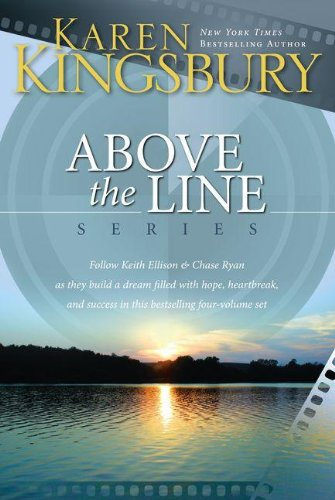 Take One, Take Two, Take Three, Take Four (Above the Line Series) Boxed Set by HarperCollins Christian Pub.