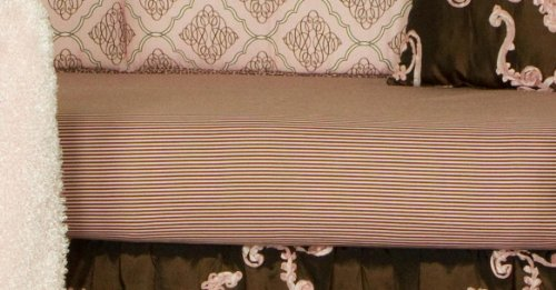 Cotton Tale Designs Fitted Sheet, Cupcake