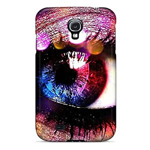 Hard Plastic Galaxy S4 Case Back Cover,hot Colorflu Eye Case At Perfect Diy