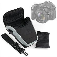 DURAGADGET Hardwearing Top-Loader Protective Carry Case Bag for the New Panasonic LUMIX DMC-FZ1000   DMC-FZ2000   DMC-FZ2500   DMC-FZ3000