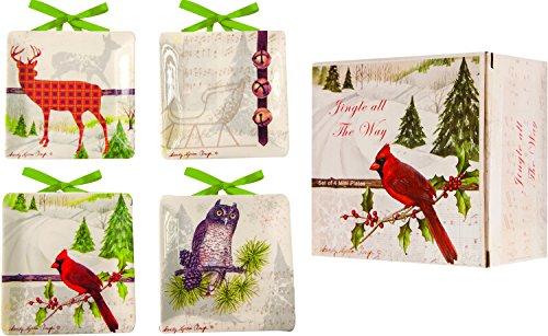 Jingle All The Way -Slc-Mini Plate