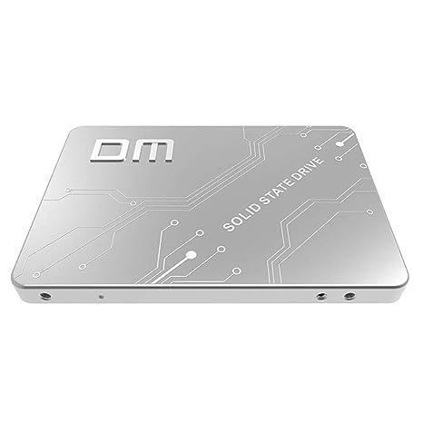 Disco Duro Externo SSD portátil, hillrong DM F500 SSD Interno 2,5 ...