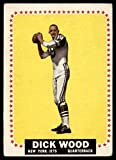 Football NFL 1964 Topps #130 Dick Wood VG Very Good RC Rookie NY Jets