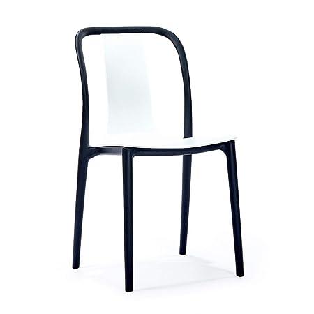 LXQGR Sillas de Escritorio Silla al Aire Libre, sillón Simple ...