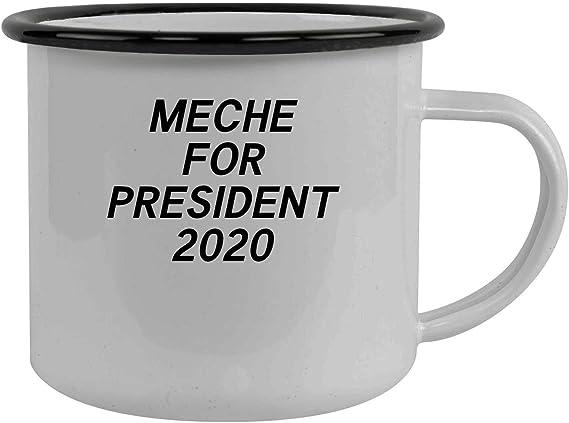 Meche For President 2020 - Stainless Steel 12Oz Camping Mug